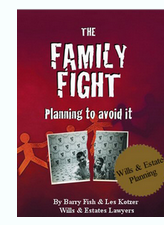 The Family Fight front cover
